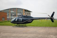 Private - Bell 206B Jet Ranger II G-GEZZ @ Gloucester