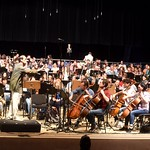 Closing ceremony of the Bulgarian Presidency - Symphony No. 8 by Gustav Mahler: Rehearsal