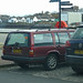 M487 ONB - Volvo 940 SE turbo @ North Shields
