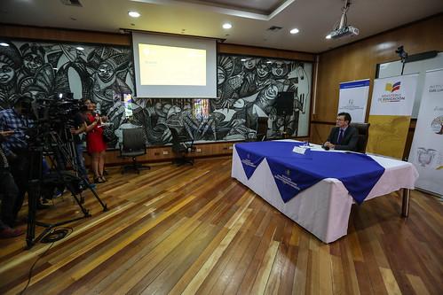 Rueda de Prensa Examen ser Bachiller - Sierra y Amazonía