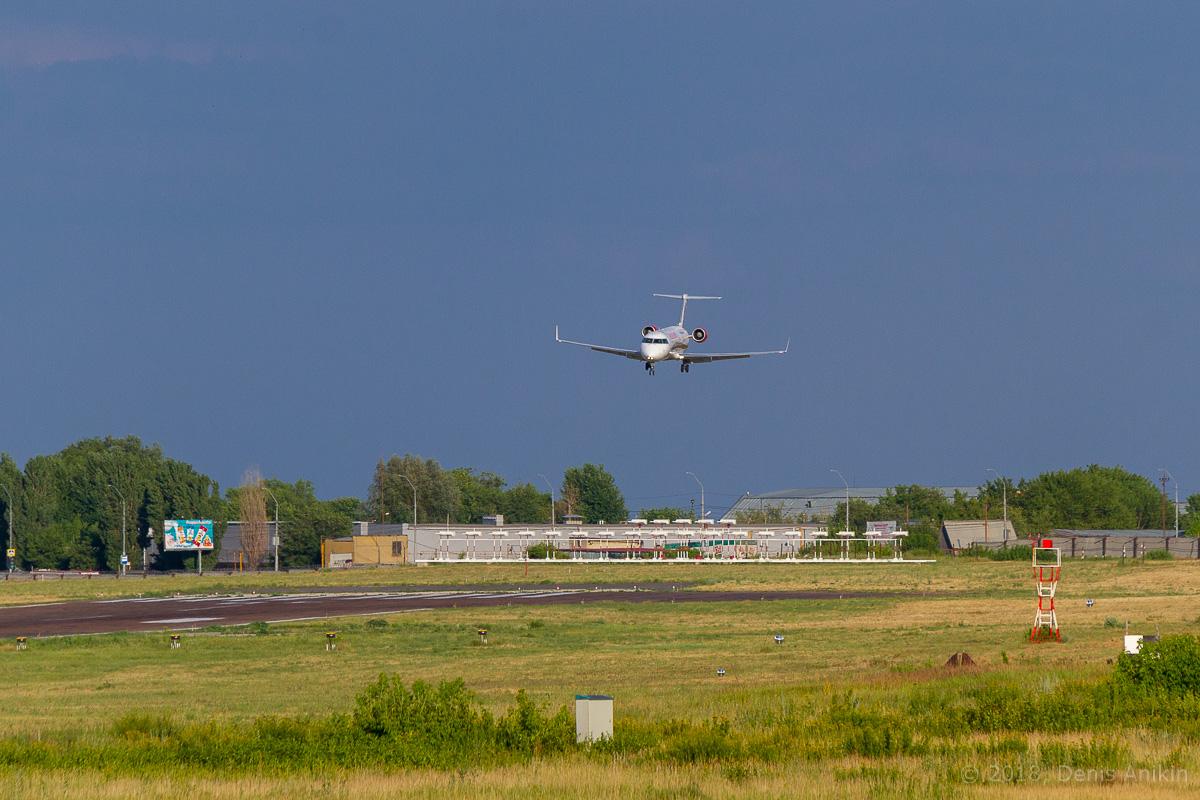 Руслайн первый рейс Саратов Санкт-Петербург фото 1
