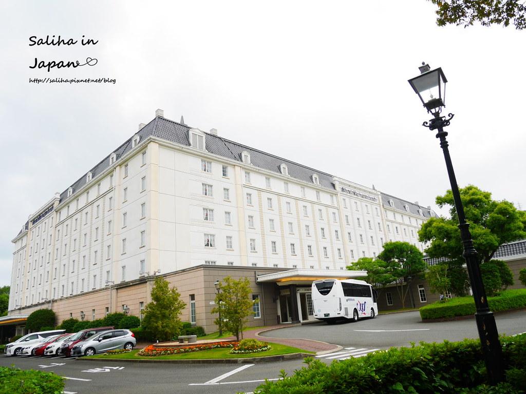 日本九州長崎豪斯登堡飯店住宿推薦日航酒店 (1)