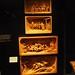 Tam O'Shanter scenes, Robert Burns's Birthplace Museum, Alloway, Ayr