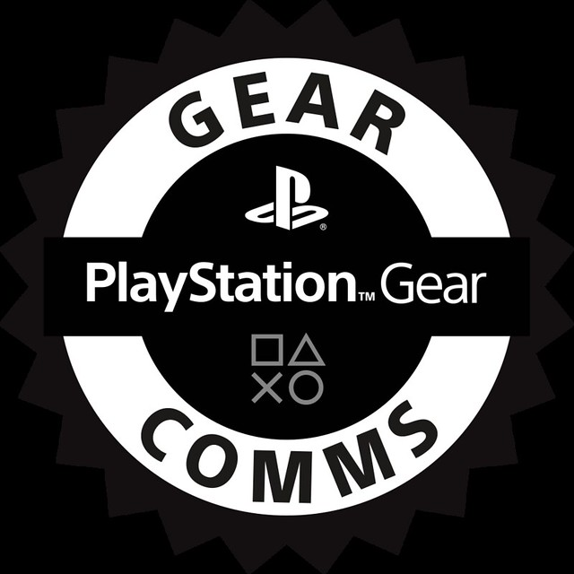 PlayStation Gear Comms logo