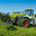 The New CLAAS TORION 1914 wheel loader in action!