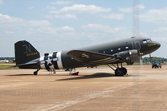 Douglas C-47A N74589 Placid Lassie