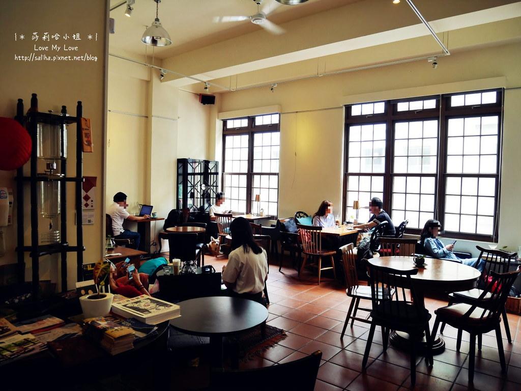 台北迪化街老屋爐鍋咖啡 Luguo Cafe小藝埕artyard (7)