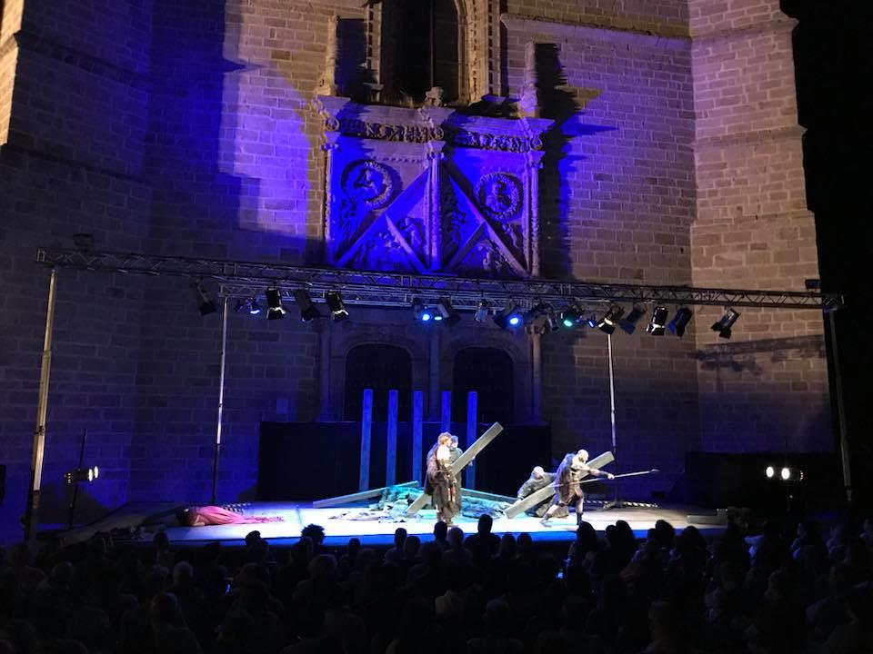 El Festival de Teatro de Coria #CoriaSiéntela consigue agotar  las entradas en todas sus funciones