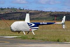 ZS-RGO Robinson R-44 Astro [0188] Pietermaritzburg~ZS 18/09/2006