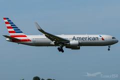 American Airlines | Boeing 767-323(ER) | N348AN | BUD/LHBP