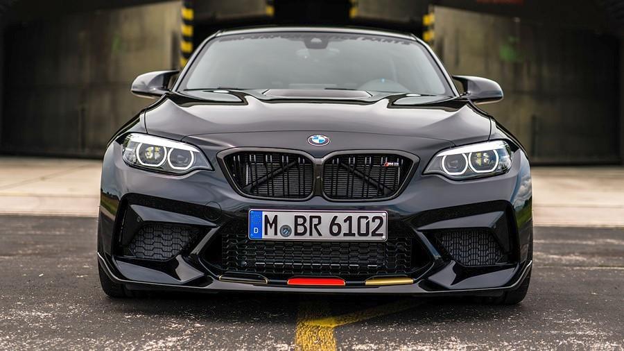 BMW M2 Competition Showcar 3