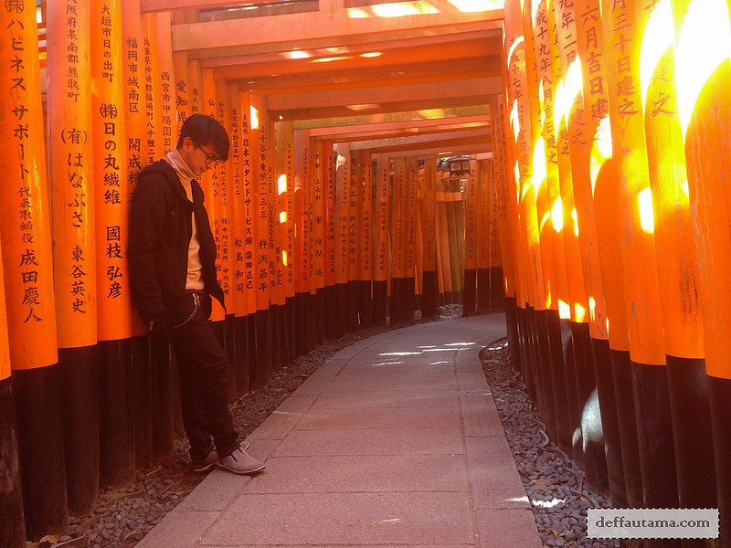 9 Hari Babymoon ke Jepang - Fushimi Inari Torii