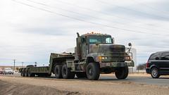 Freightliner M916 LET (Light Equipment Transport)