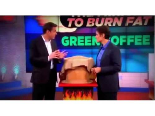 Green Coffee Extract - Miracle Weight Loss Pill