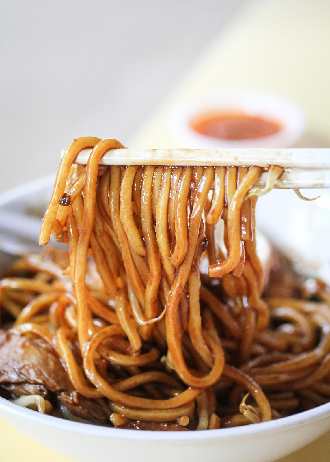 Chuan Kee Boneless Braised Duck Noodles (Chopsticks)