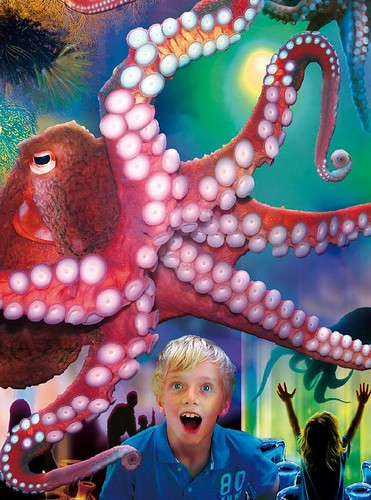 SEA LIFE Kelly Tarlton's Aquarium. From 5 Things to Do in Auckland for Educators