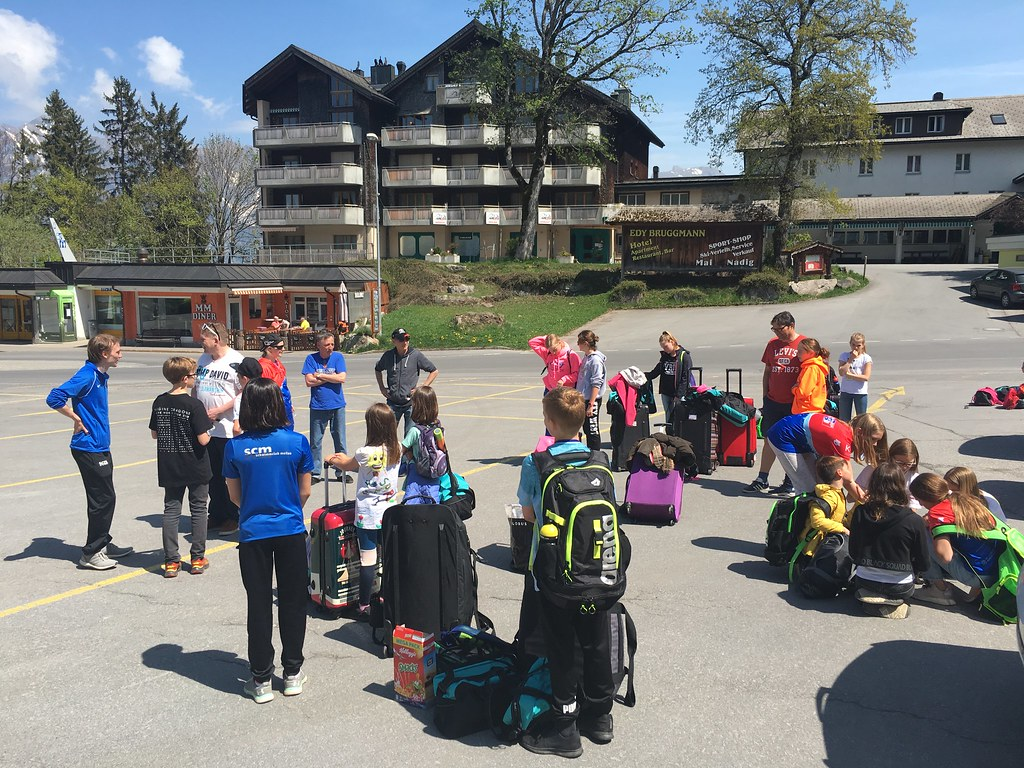 Trainingslager Flumserberg 2018