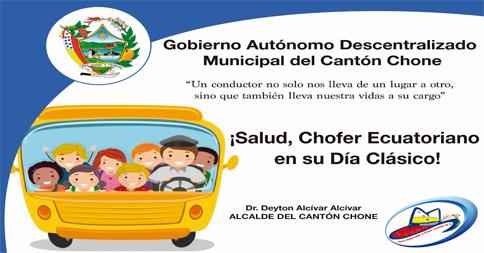Día del Chofer Ecuatoriano