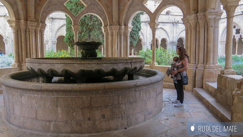 Pueblos de Cataluña Monasterio Poblet 07