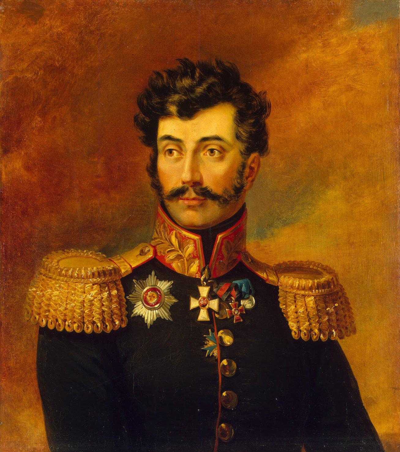 Багратион, Роман Иванович