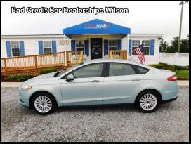 Bad Credit Wilson Auto Store