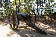 KY100_9501 Civil War Cannon