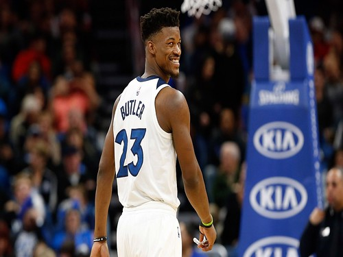 NBA star Jimmy Butler pays up and then some after fan charges $20 for fantasy league | by Biphoo Company