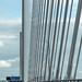 Crossing the Queensferry Crossing bridge
