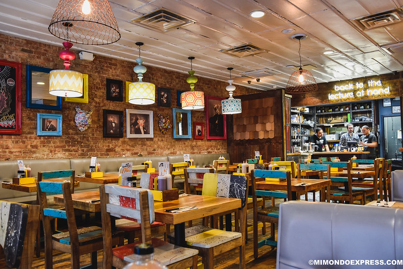Bareburger, New York