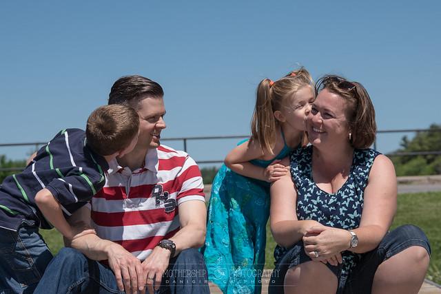 Family fun at the locks