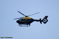 G-POLF - 0267 - National Police Air Service - Eurocopter EC-135T-2+ - Letchworth - 180507 - Steven Gray - IMG_2316