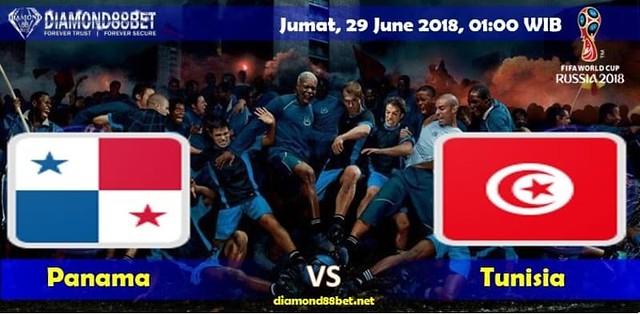 Prediksi Bola Panama vs Tunisia , Hari Jumat 29 June 2018 – Piala Dunia