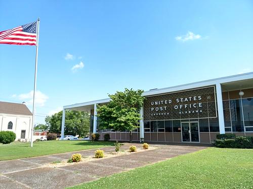 Gadsden, Alabama - Post Office