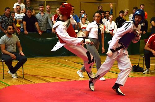 Taekwondo Landesmeisterschaft NRW (Regional Taekwondo Championship of Northrhine-Westfalia)