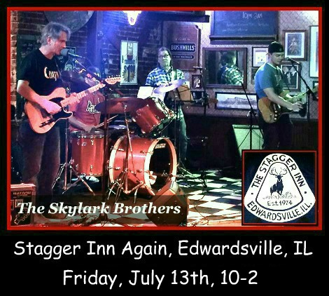 The Skylark Brothers 7-13-18