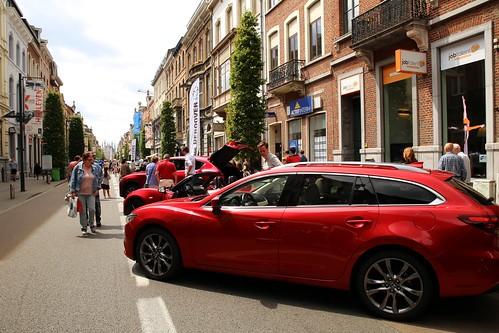 autoshow @ De Langste Dag in Leuven (23/06/2018)