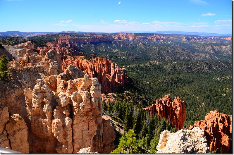 Rainbow Point, Bryce Canyon (1)