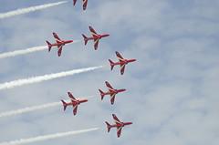 RAF Red Arrows Aerobatic Team (18)