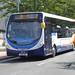 Stagecoach in Sheffield 39118 (SN18 XXF)