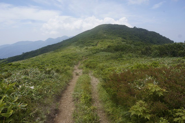 "Attack to the Mt. ""AKAUSAGUYAMA"""