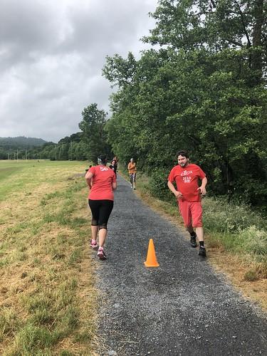 Dolgellau park run 16/06/18