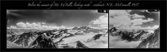 Just below Mt. Ed Falls summit: 1937 survey images - N.E. McConnell, surveyor