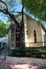 San Antonio - La Villita: Little Church of La Villita