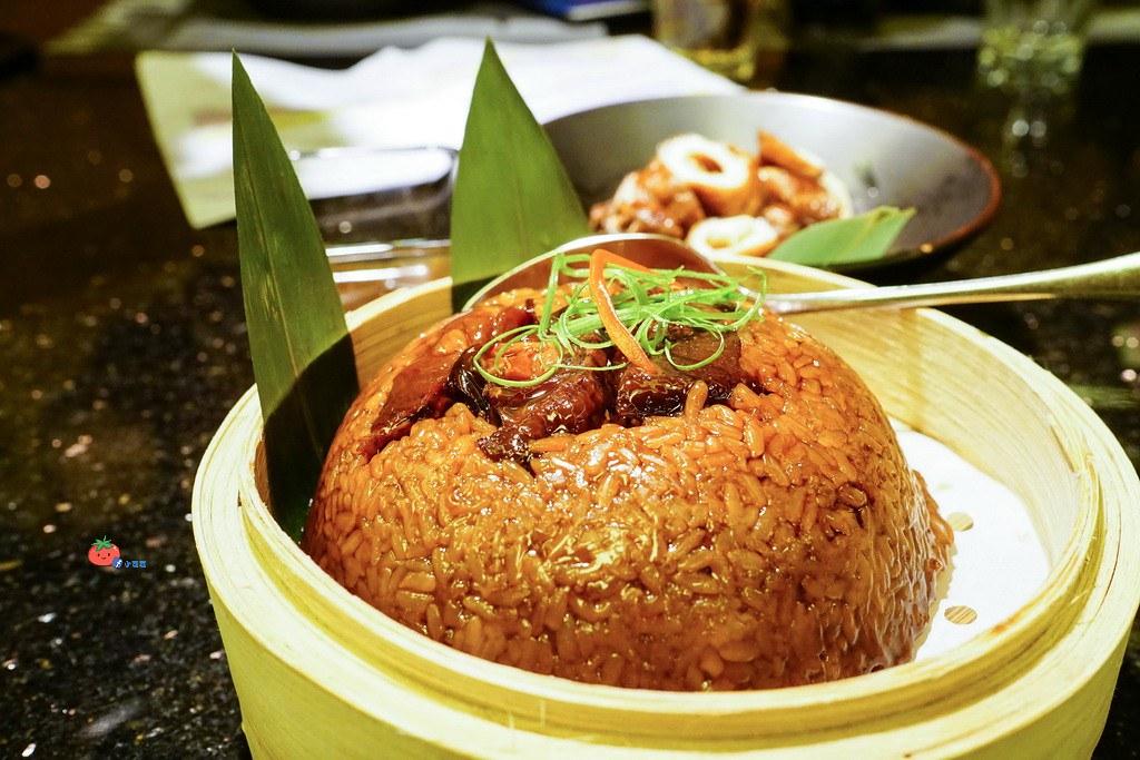 杭州餐廳推薦杭兒風-醬鴨糯米飯_resize