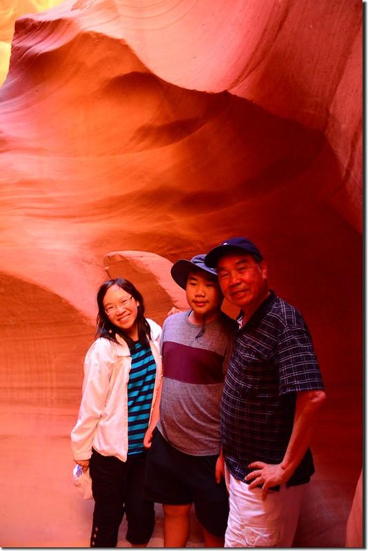 Lower Antelope Canyon, Page, Arizona (17)