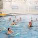 Hidrogimnasia en Complejo Polideportivo Forestal