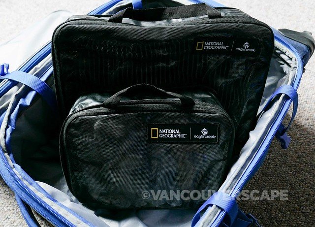 Eagle Creek-National Geographic packing cubes-4