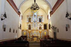San Antonio: Mission San Jose - Chapel