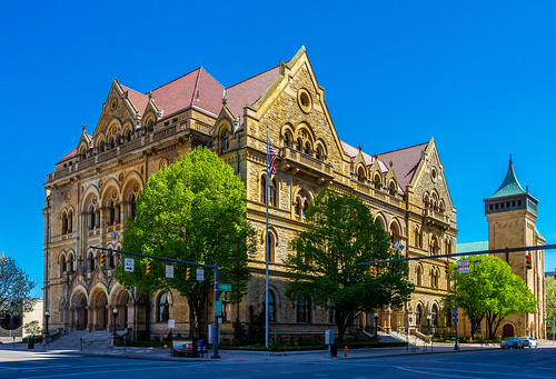 Old Columbus Post Office & Federal Courthouse