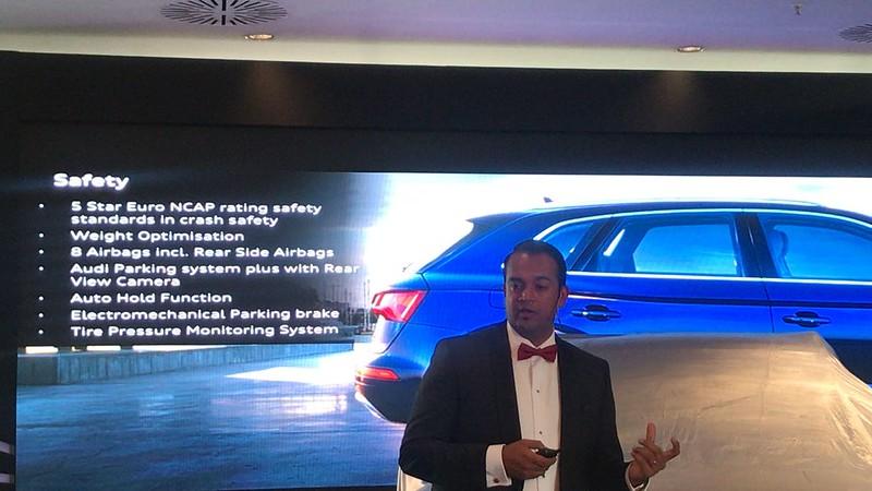 2018 Audi Q5 Petrol